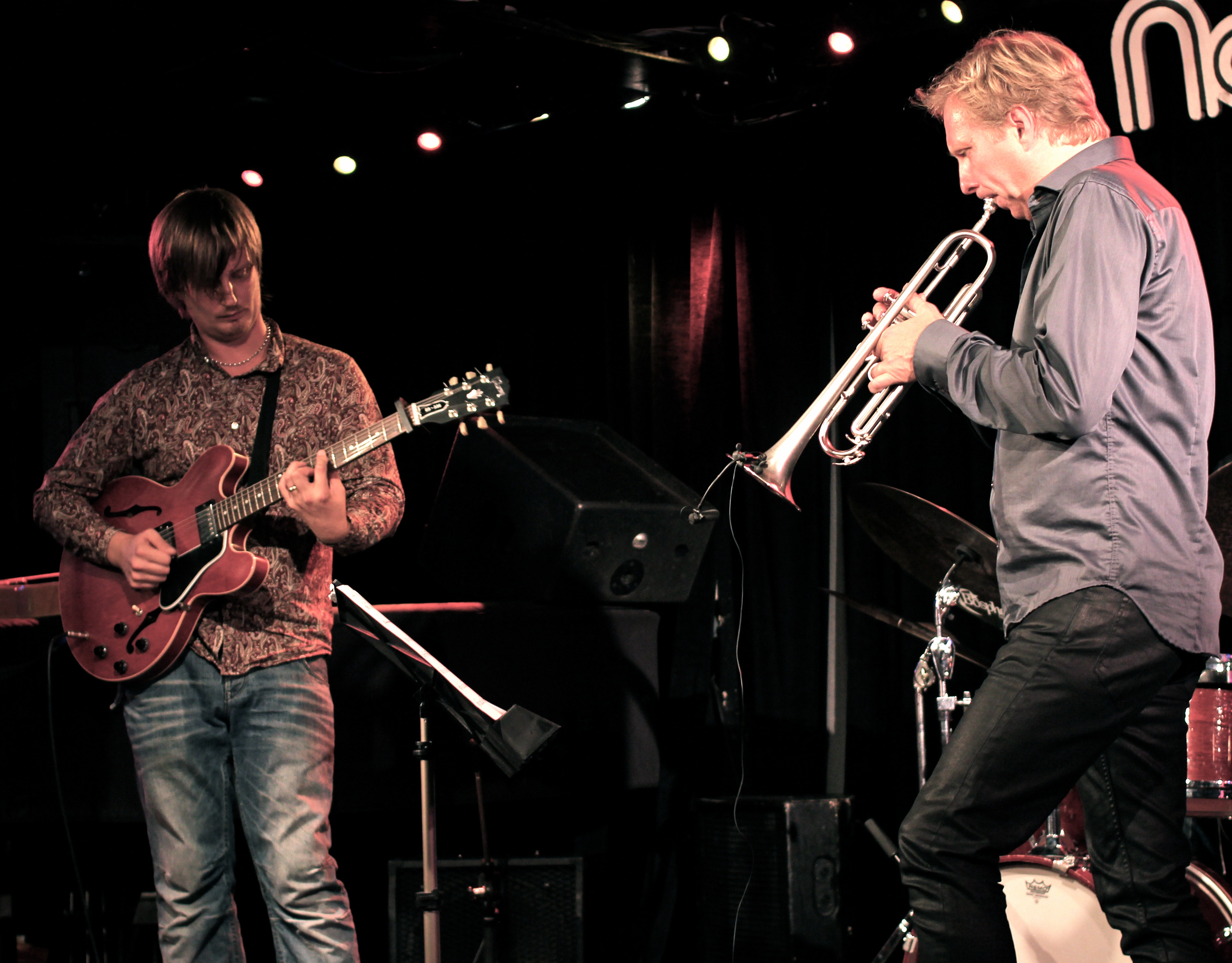 Per Ödberg & Dan Johansson Duo